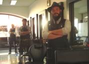 Se busca peluquero barbero