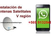 Instalacion de antenas satelitales wsp: +569 91325489  v region