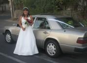 Arriendo auto para novias