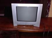 Vendo 2 muebles antiguos + televisor