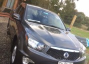 Ssangyong actyon sport 2015