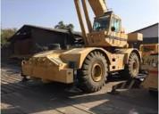 Grùa groove para 45 toneladas