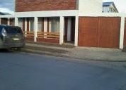 En pto. natales, se arrienda casa por dia, full equipada, excelente ubicación.