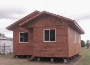 Construcción casas prefabricadas, cabañas, quinchos, mediaguas