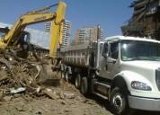 Demoliciones la cisterna stgo la granja  san miguel 227098271 san ramon