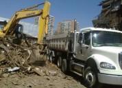 demoliciones la reina limpieza de terreno 227098271 vitacura las condes la dehesa