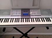 Vendo o permuto teclado yamaha psr-295