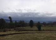 Parcela oportunidad vista al lago
