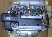 Motor mazda 323