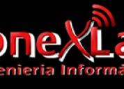 Fibra Óptica-anexos telefonicos(ip y analogos)-redes punto a punto y mas