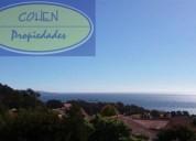 Maravillosa casa con vista al mar, jardÍn del mar, reÑaca - vc459