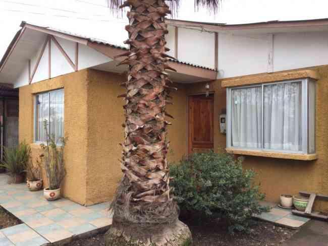 Se vende casa ampliada en Los Andes Villa El Encuentro