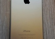 Iphone 6 gold usado