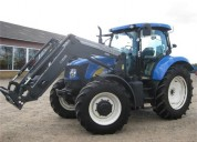 tractor new holland t6030 con cargador