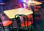 Mesa pub restoran (coca cola) 80x80