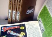 Enciclopedia historia de los comics completa toutain en español
