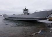 Barcaza en venta