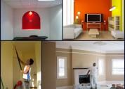 Electricidad, gasfiteria, pintura reparaciones y mantenimientos.