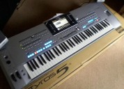 Yamaha tyros 4/5 keyboard synthesizer new