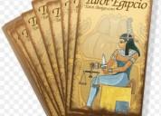 Lectura e interpretación de tarot egipcio.