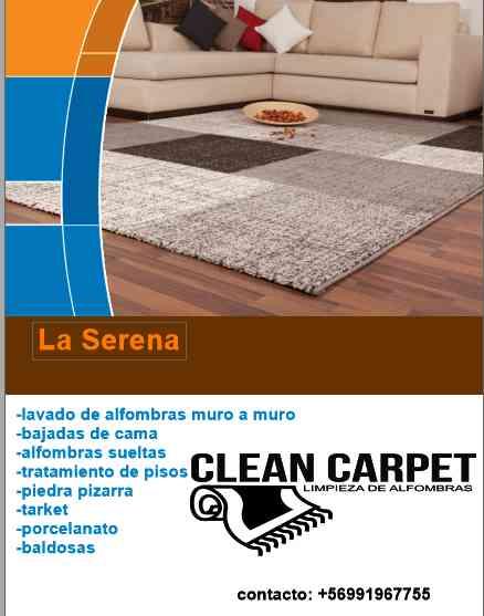 lavado e alfombras la serena