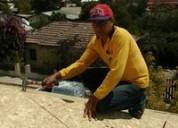 Reparaciones y cambios de techos todas las comunas de santiago 990867148