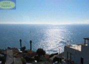 Casa excelente vista al mar, costa brava , concÓn vc432