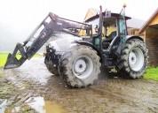Tractor año de matriculación 2008