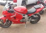 Vendo moto pistera 650cc. año 2007