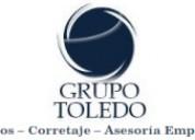 Grupo toledo abogados – corretaje – asesoría legal empresarial