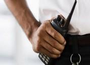 Guardias de seguridad - evite daños, robos o delitos