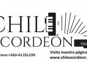 Servicio profesional venta y reparación de acordeones.