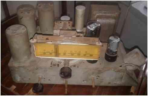 radio   general electric año 1930