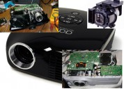 servicio técnico a proyectores, data show  multimarcas en concepción