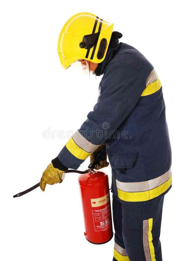 Manejo de emergencia y uso te extintores curso