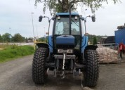Màquina new holland t7050