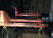 Reparacion y arriendo de transpaletas manuales