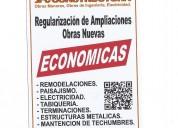 Electricidad, servicios generales en construcción santiago