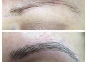 MicropigmentaciÓn de cejas, ojos y boca