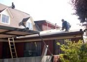 Maestro especialista en techos las condes 990867148