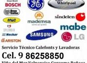 Gasfiter urgencias calefont y lavadoras tec inacap c 986258850 viña del mar