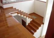 Pulidos de parquets vitrificados de pisos de maderas