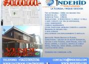 Mycasa Brokers Vende Casa 150 000 000 La Florida 4d 2b 2e 4 dormitorios 102 m2