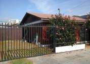 casa semiamoblada,villa el indio,la pampa,la serena,4dorm,2baños.