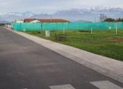 Fernandez escobar vende terreno urbano 954 m2 condominio jacaranda