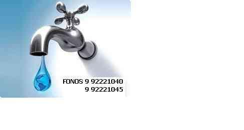 GASFITER DESTAPES LAVAPLATOS WC CHICUREO URGENCIA 992221040