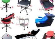 -fabricante de muebles de peluqueria nuevos, color a eleccion 2017