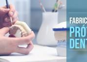 Protesis dentales macul ñuñoa peñalolen a domicilio