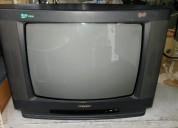 """Vendo televisores impecables 14  ,  21"""""""