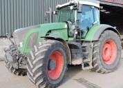 Tractor fendt 930, 300 cp